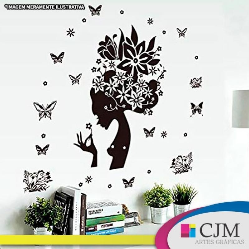 Adesivos para Decoração - C J M - Artes Gráficas
