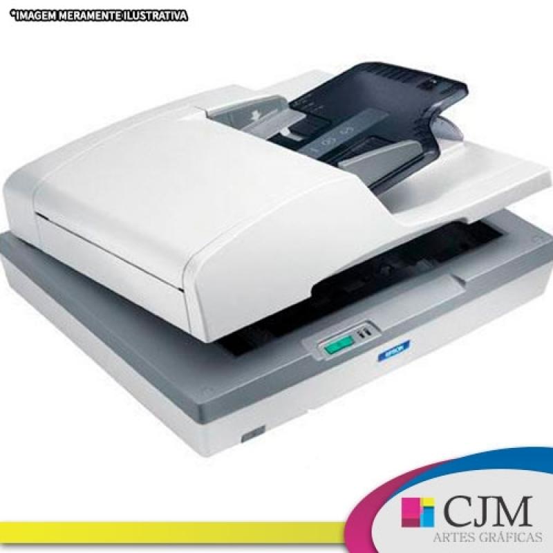 Digitalização de Documentos de Empresa - C J M - Artes Gráficas