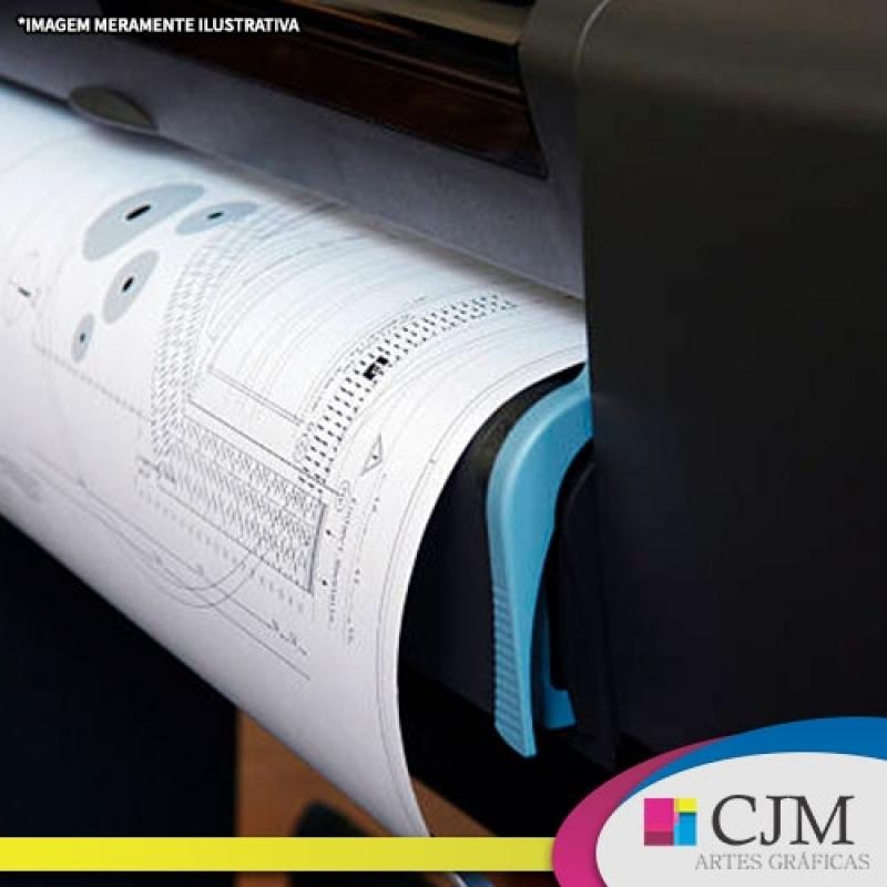 Plotagem para Empresa - C J M - Artes Gráficas